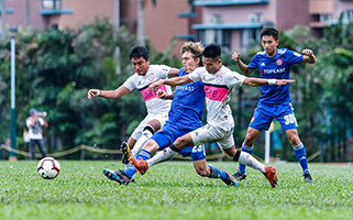 21/04/2019 HKPL Dreams FC VS Eastern Long Lions